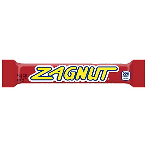 zagnut candy bars - 7