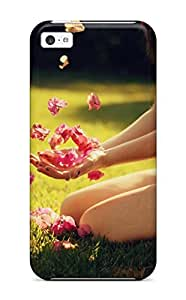 Hot New Bougainvillea Case Cover For Iphone 5c With Perfect Design wangjiang maoyi