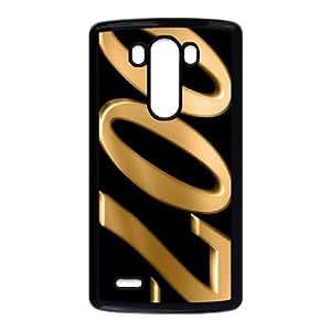 LG G3 cell phone cases Black 007 MN699107
