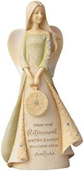 Enesco Foundations Retirement Angel Figurine