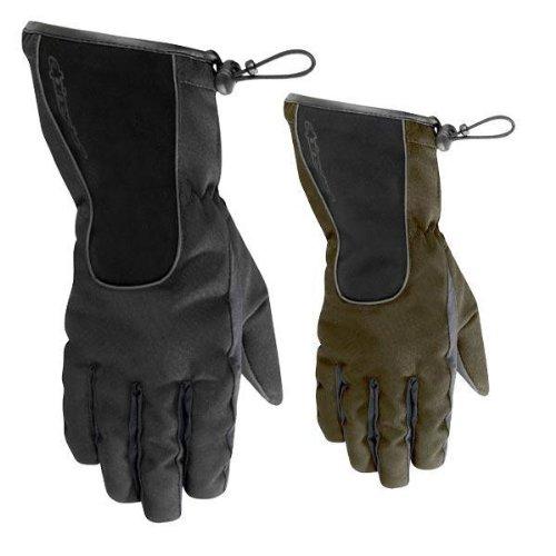 Alpinestars Messenger Drystar Gloves , Distinct Name: Black, Size: Sm, Gender: Mens/Unisex, Primary Color: Black, Apparel Material: Textile 3528711-10-S