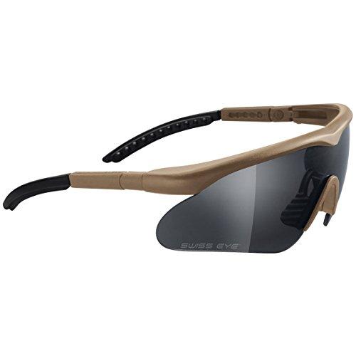 Swiss Eye Raptor Glasses Coyote - Sunglasses Swiss Army
