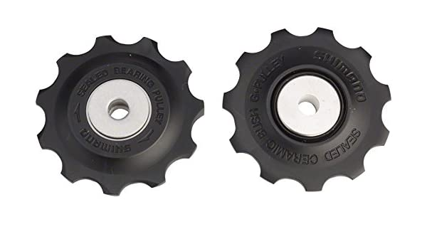 8bf4ce4c6e7 Shimano Ultegra 6700 Bicycle Tension/Guide Pulley Set - Y5X998150:  Amazon.ca: Sports & Outdoors