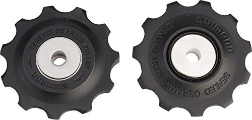 Shimano Ultegra 6700 Bicycle Tension/Guide Pulley Set - Y5X998150 ()
