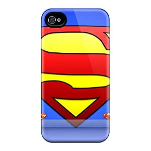 Perfect Superman Lock Cases Covers Skin For Iphone 6 Phone Cases