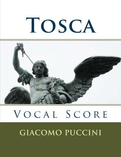 Tosca - vocal score (Italian and English): Ricordi edition (English and Italian Edition)