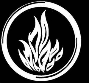 Keen Divergent Faction - Dauntless Decal | Vinyl Cut | 5 in Decal - Keen Laptop Bag