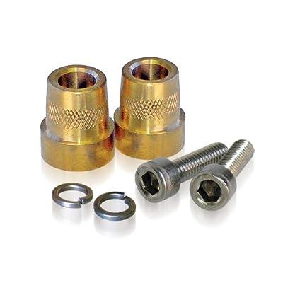 XS Power 586 Tall Brass Post Adaptor (M6 Thread): Automotive