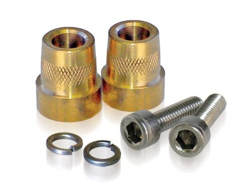 XS Power 586 Tall Brass Post Adaptor (M6 Thread) (Bridgeport Brass)