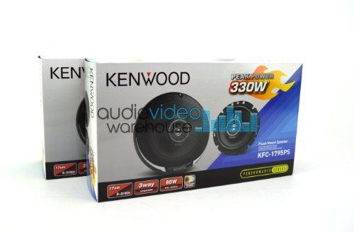 660 Stereo (4) New Kenwood KFC-1795PS 6.75