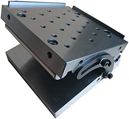 HHIP 3900-5526 Precision Sine Plate 6 Length x 6 Width x 2.36 Height 6 Length x 6 Width x 2.36 Height ABS Import Tools Inc.