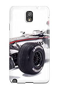 Snap-on Race Car Case Cover Skin Compatible With Galaxy Note 3