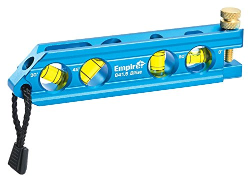 Empire Level 841.6 6-Inch Magnet Billet Torpedo Level ()