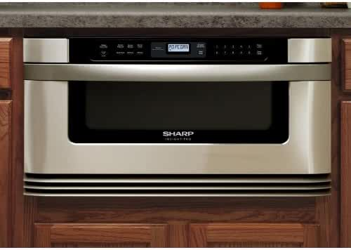 Sharp KB-6002LS 30 Inch Manual Microwave Drawer St