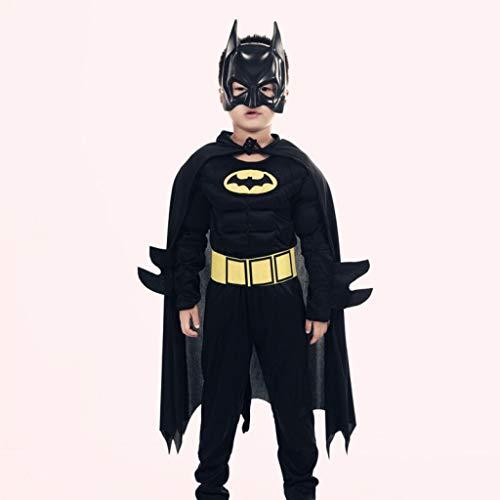 Baby Kids Children Cosplay Costumes Witch Batman