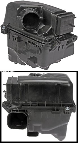 Assembly Filter Air Box (APDTY 113555 Air Filter Box Plastic Housing Upper & Lower Assembly Fits 2007-2009 Lexus RX350 2007-2010 Toyota Sienna 2008-2013 Highlander (Replaces 17700-31671, 17700-0P072, 177000P072))