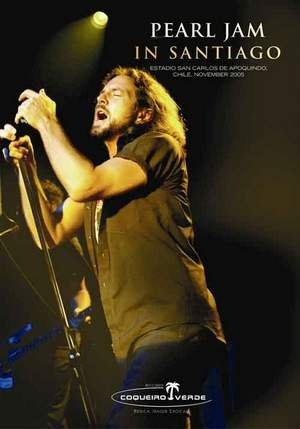 Pearl Jam - In Santiago, Chile, November 2005 [Import] - Chile Jam