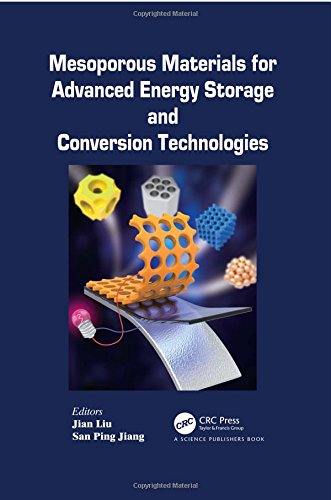 Mesoporous Materials for Advanced Energy Storage and Conversion Technologies (The Conversion Of Solar Energy To Chemical Energy)