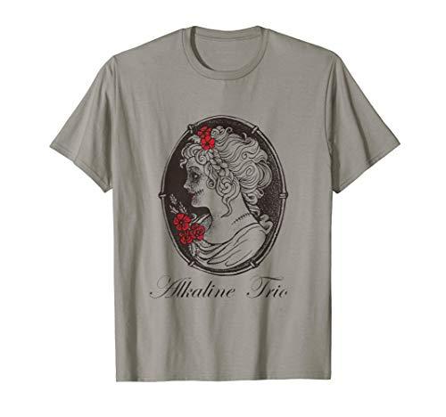 Alkaline Trio - Cameo - Official Merchandise T-Shirt