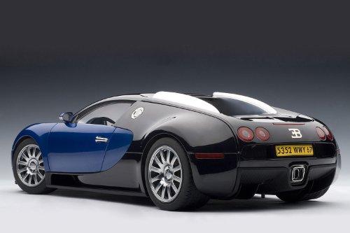 bugatti veyron 16 4 blue 1 12 autoart diecast model buy. Black Bedroom Furniture Sets. Home Design Ideas