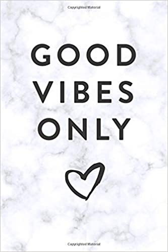 a7242f2b0 Good Vibes Only: 2018 Planner, Monthly, Weekly, Daily, January 2018 -  December 2018, Marble: Amazon.co.uk: Creative Notebooks: 9781977550880:  Books