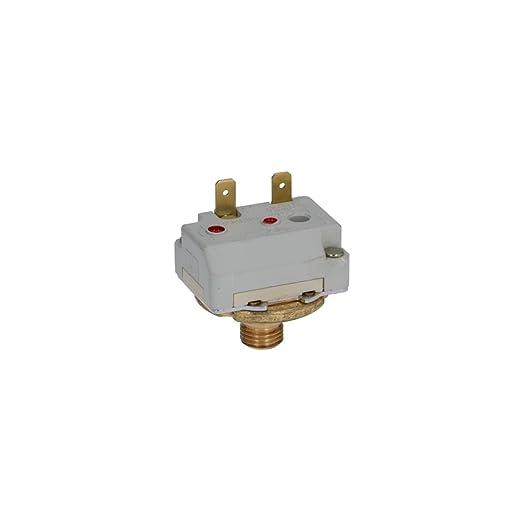 Nuova Simonelli- Interruptor de presión de cafetera 1,4 bar 16 A ...