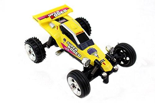 Team R/C Mini Buggy Radio Controlled Car (Yellow) ()