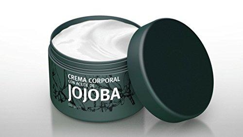 Crema corporal nutritiva con aceite de Jojoba 200 ml - Protege y nutre la piel: Amazon.es: Belleza