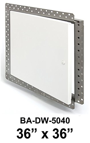 DW-5040 Acudor 36 x 36 Flush Access Panel with Drywall Bead Flange by Acudor