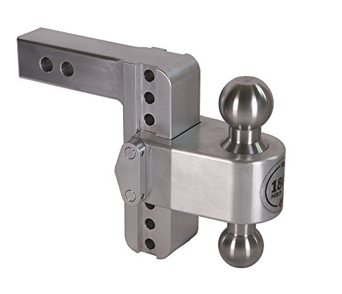 180 Hitch by Weigh Safe: 6-inch (2″ Shaft) TB6-2 by Weigh Safe