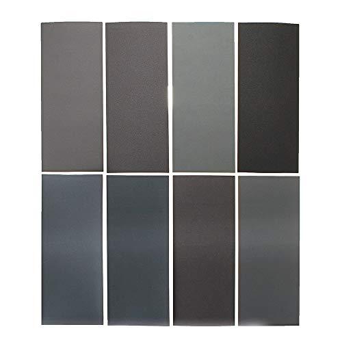 Pukido 50pcs 230x93mm 320-2000# Dry Wet Amphibious Sand Sandpaper 320/400/600/800/1000/1200/1500/2000 Grit - (Size: 2000#)