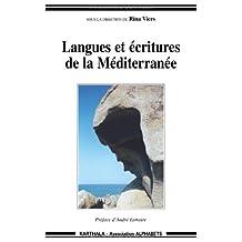 Langues et Ecritures de la Mediterranee