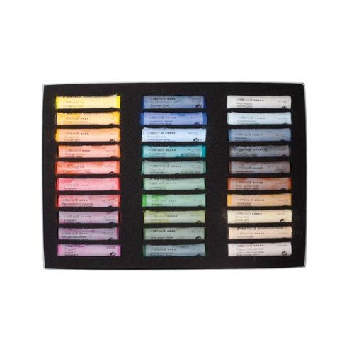 Schmincke Extra-Soft Pastel Multi-Purpose Set, Set of 30 Colors (77230097)