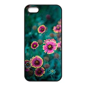 Personalized Creative Cell Phone Case For iPhone ipod touch4,flowers field