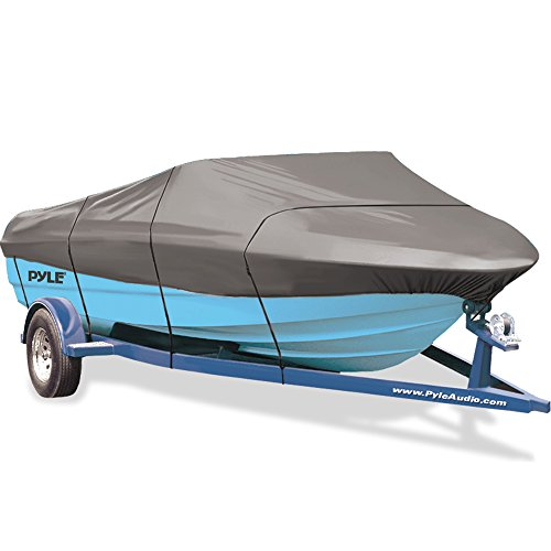 Canvas Classic Boat Cover - 9