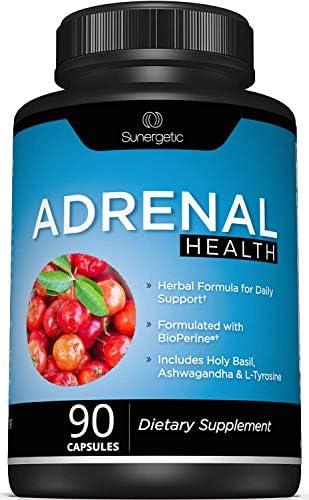 Premium Adrenal Support Supplement Ashwagandha