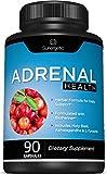 Premium Adrenal Support Supplement – Adrenal Formula for Energy, Adrenal Health & Mood – Adrenal Complex Includes Ashwagandha, L-Tyrosine, Holy Basil & Acerola –90 Veggie Capsules Review
