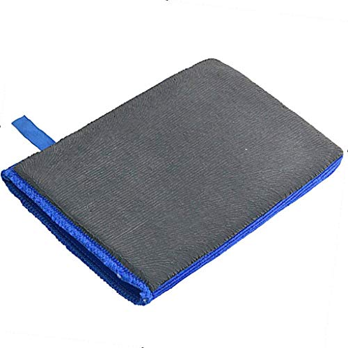 ONLY TOP Magic Clay Sponge Bar Car Pad Block Cleaning Eraser Wax Polish Pad Tool - Clean and Wash Your Car Blue