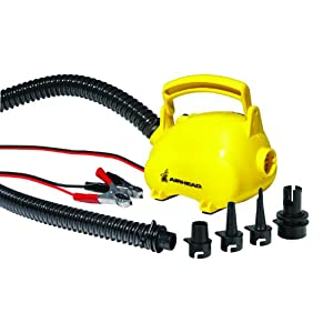 AIRHEAD Air Pump for Inflatables, 12V