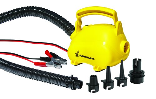Airhead Air Pump for Inflatables, 12V by Airhead