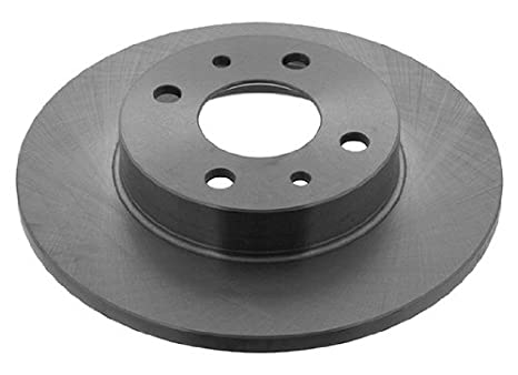 Blue Print ADT343101  Brake Disc Set internally ventilated front of Holes 6 No 2 Brake Disc