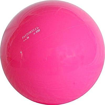 Pastorelli~Junior - Pelota de Gimnasio (16 cm), Rosa (Fluo Pink ...
