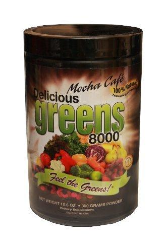 8000 greens - 1