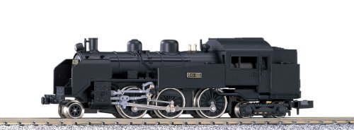 Rapido Couplers - N Scale Steam Locomotive C11 #2002 [Japan Import] by Kato
