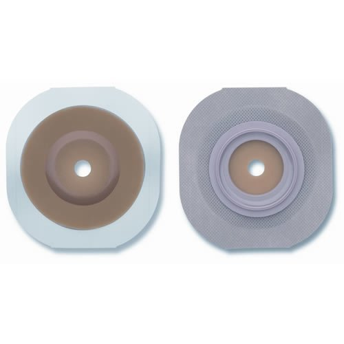 Hollister 14803 New Image 2pc Convex Flextend Barrier CTF - 2 1/4in Flange Box of - Box Skin Flange Barrier