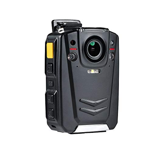 - Portable HD Wi-Fi 3G 4G LTE Live Transmition Waterproof Body Camera with GPS Tracking, IR Night Vision, 2 Batteries, Panic Button, External Camera and Earphone Connecter, PTT Talk Back Mode