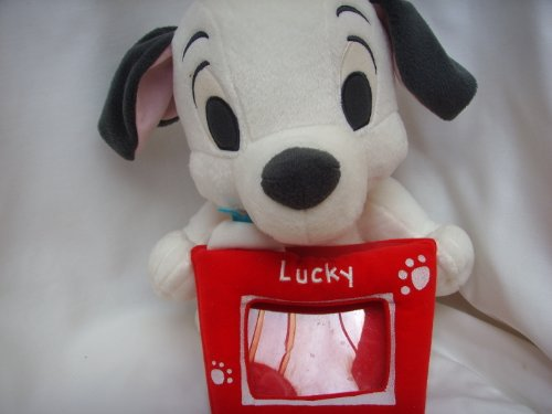101 Dalmatians Lucky Dog & Photo Frame 12