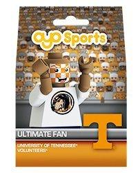 NCAA Tennessee Volunteers OYO Ultimate Fan Minifigure, Small, Black (Ultimate College Sports Fan)