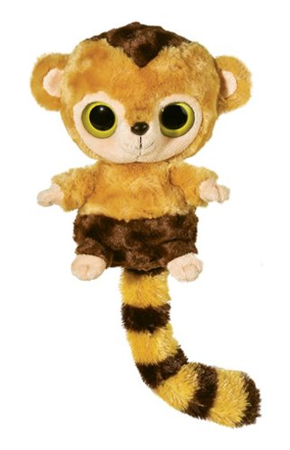 "10"" Yoohoo & Friends Roodee Capuchin Monkey ..."