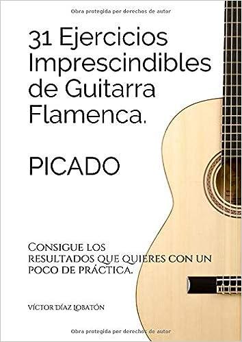 31 ejercicicios imprescindibles de guitarra flamenca. Picado.: Consigue los resultados que quieres con un poco de práctica.: Amazon.es: victor diaz lobaton: ...